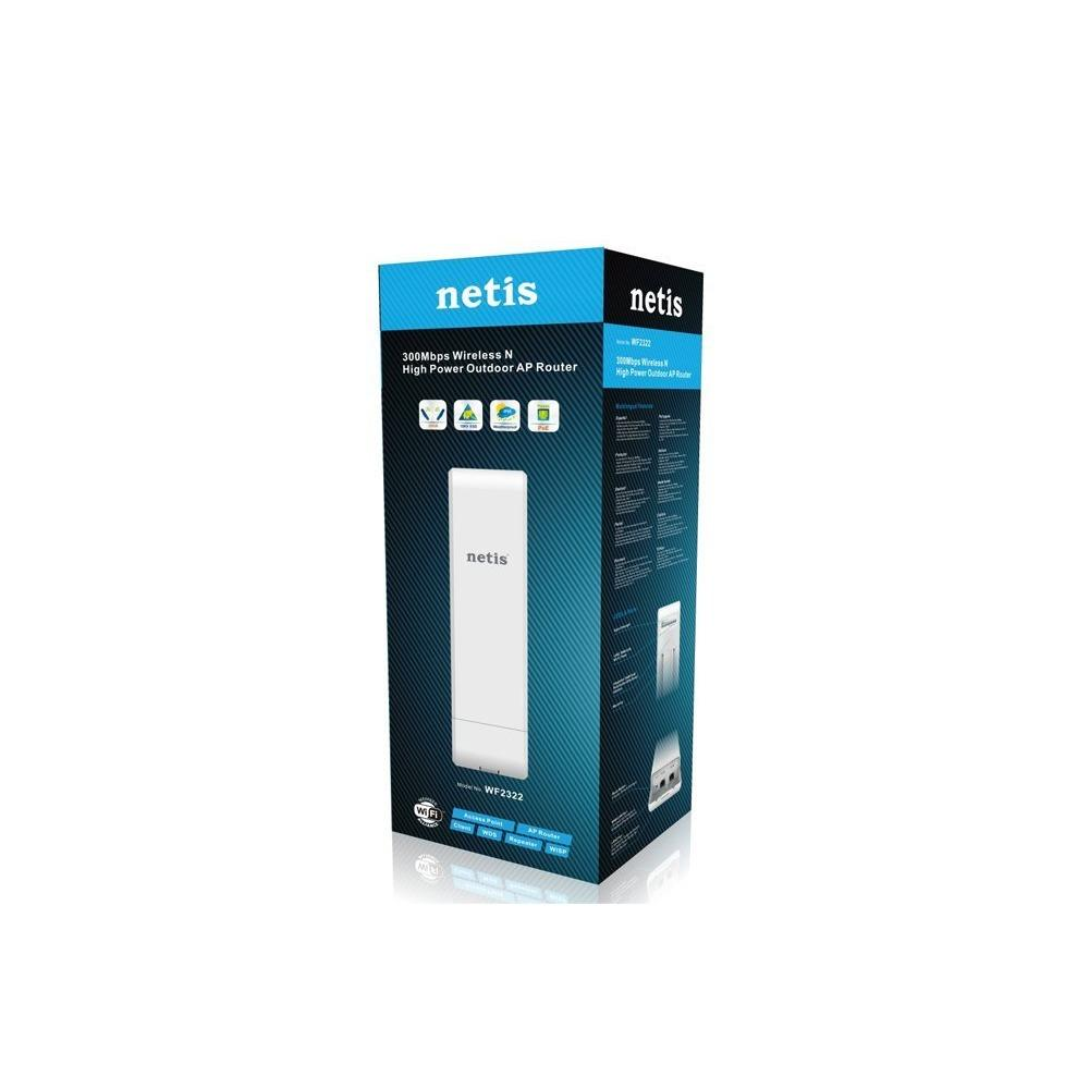 Harga Jual Netis Wf2419e 300mbps Wireless N Router Putih 250000 Wf 2419e Wf2409d Routeridr495000 Rp 655000