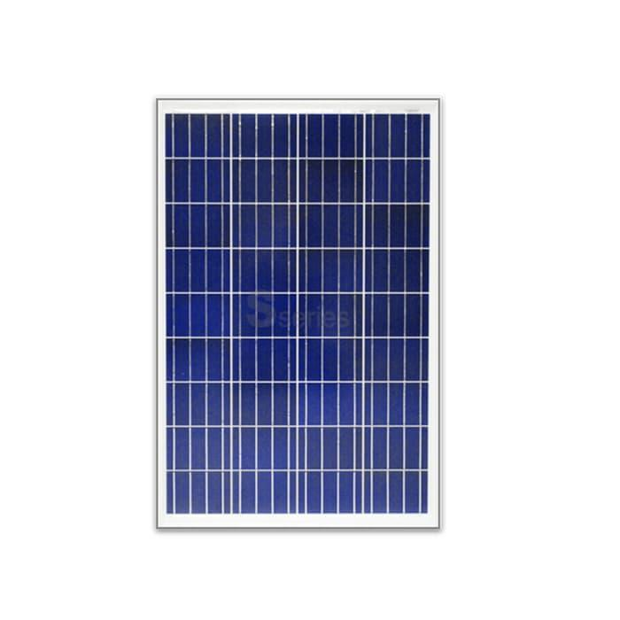 Promo  Solar Panel Surya S Series Sseries Solar Cell 100WP 100 wp 12V poly  Original