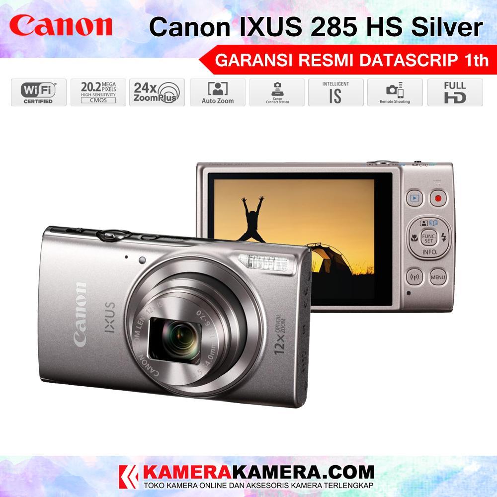 Kamera Pocket Canon Powershot Sx60 Hs Garansi 1 Tahun