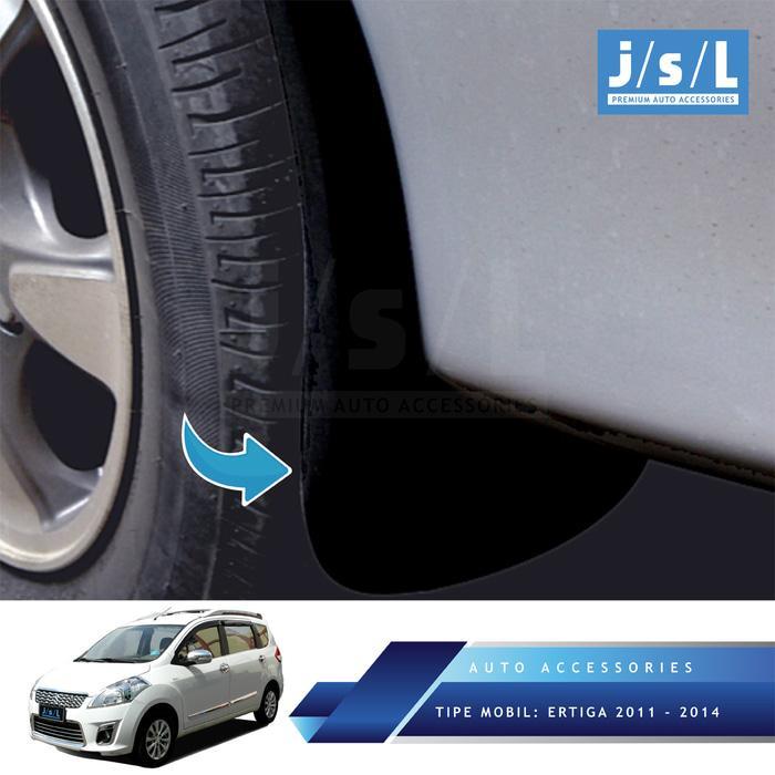 Suzuki Ertiga Karpet Lumpur JSL/Mud Guard/Aksesoris Eksterior Mobil
