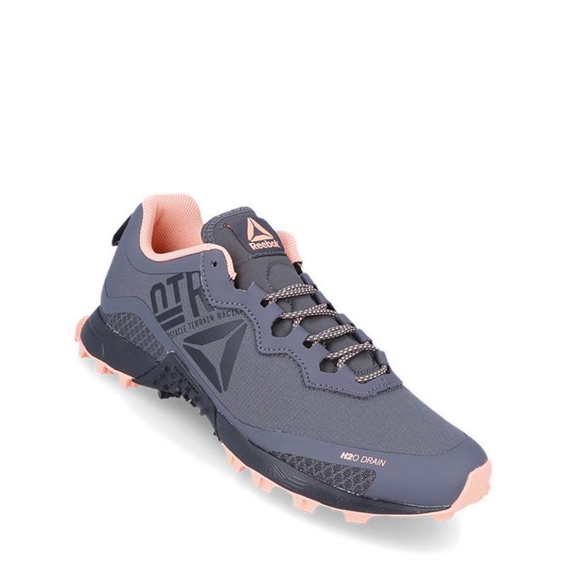 Reebok All Terrain Craze Sepatu Olahraga Wanita - Abu Abu 081271efd3