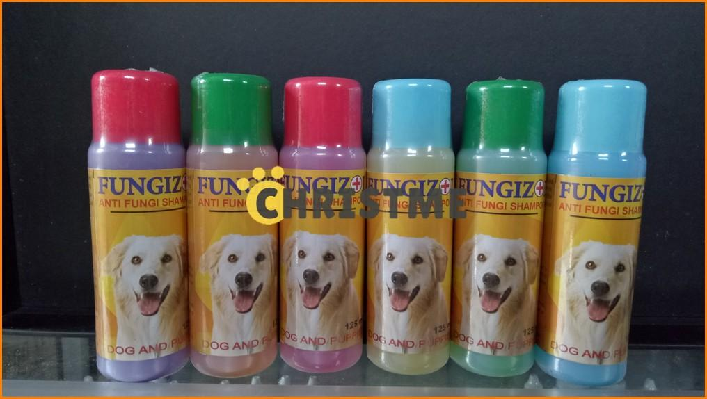 Fungizol Shampoo 125 Ml Anti Fungi Anjing Dog Puppies By Christ Me.