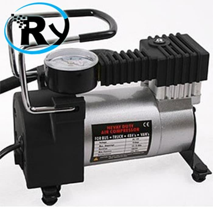 Best Seller!! POMPA BAN MINI TEKANAN TINGGI - HEAVY DUTY AIR COMPRESSOR 150PSI - ready stock