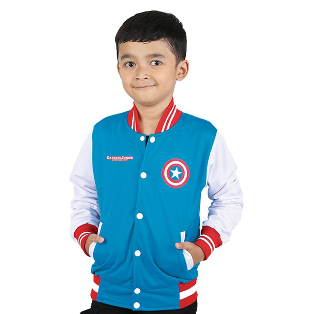 Promo CYI 162 jaket casual anak laki laki Catenzo Junior Ori Fashion