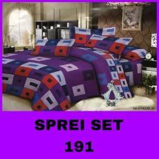 New Item - Sprei Set Katun Poly Import Uk. 160 X 200 No. 2