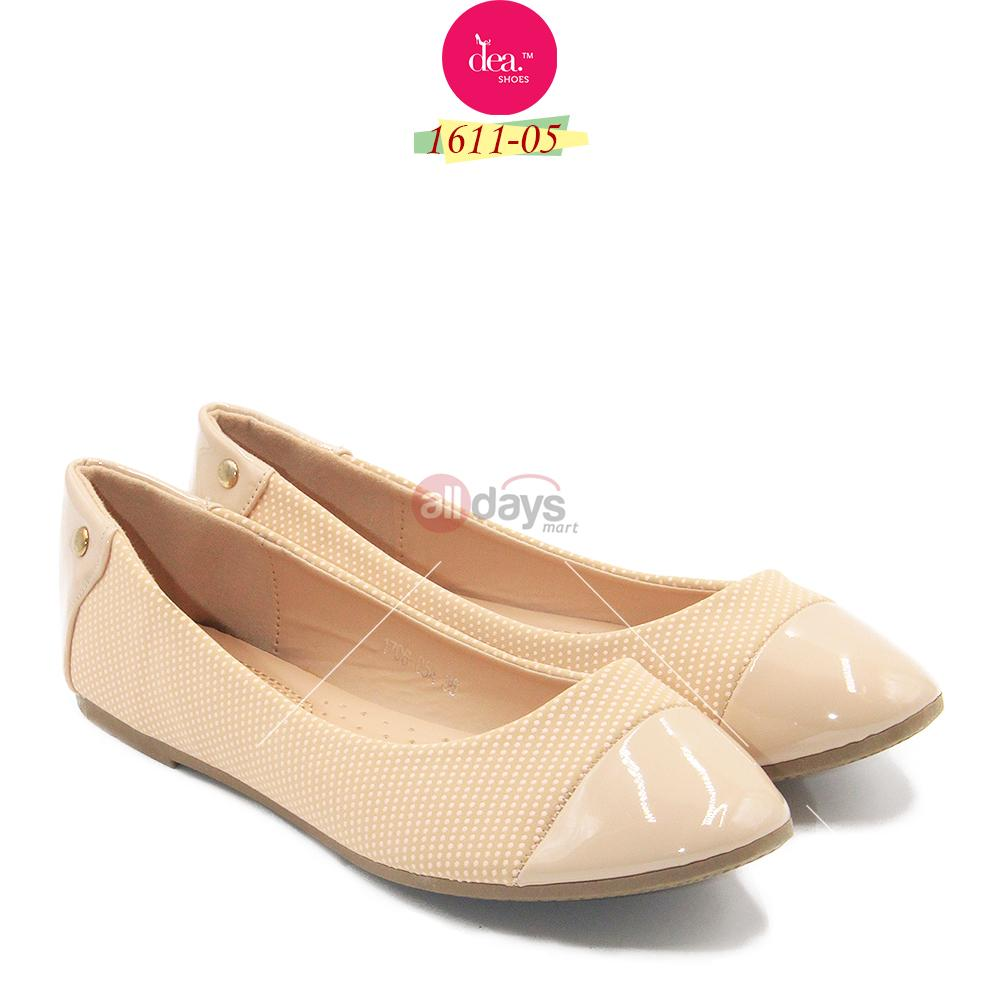 Harga Jual In Her Shoes Orchid Beige Rp 319000 Gatsuone Xavier Dea Sepatu Flat Trepes Selop Lady 1611 05