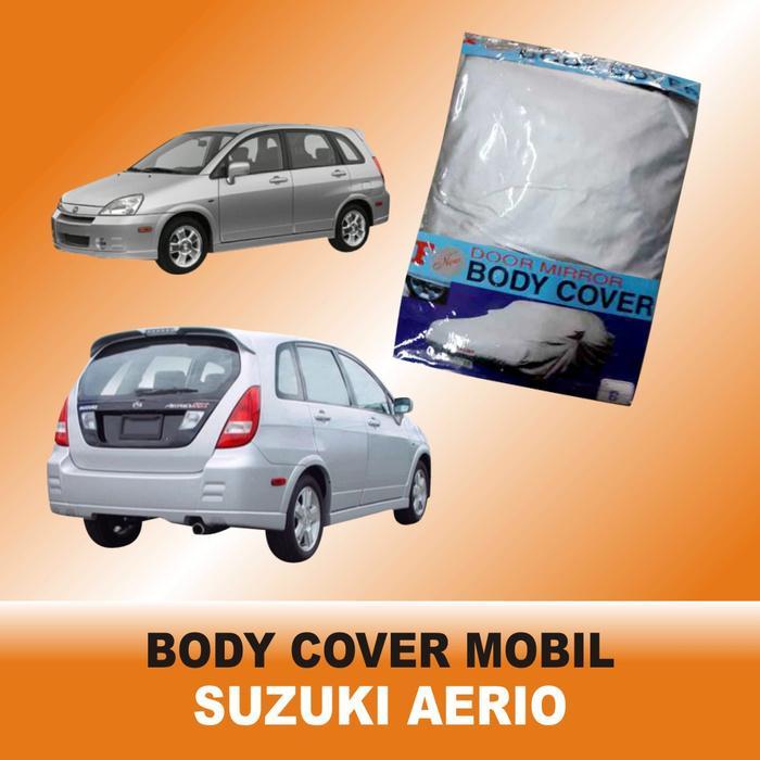 Selimut Mobil (Sarung Penutup) SUZUKI AERIO untuk Mobil Kesayangan - XubffDa