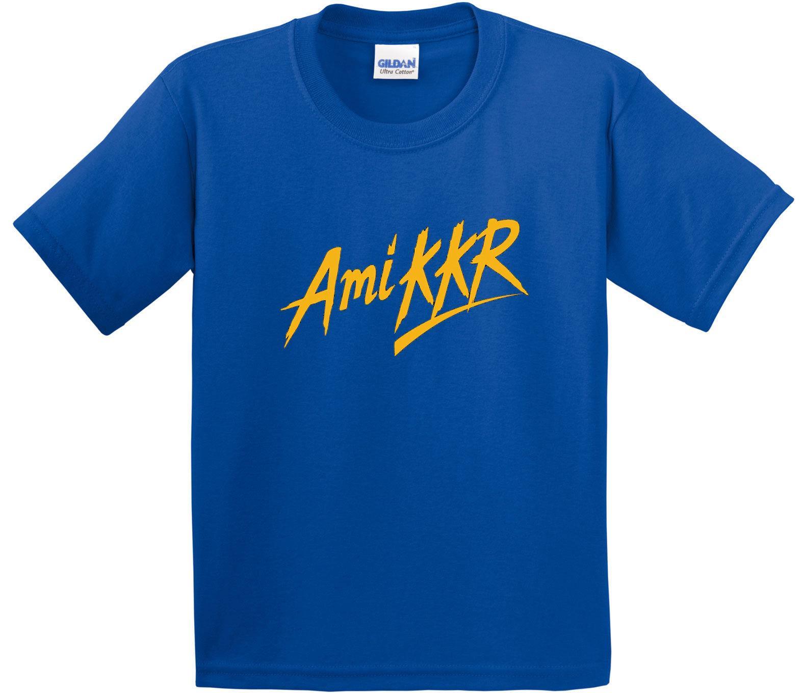 Kaos / T-Shirt Lengan Pendek Ami KKR