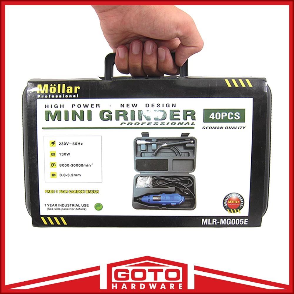 Buy Sell Cheapest Die Grinder Set Best Quality Product Deals Bitec Mini 80 Pc Tuner Gerinda Bor Botol Sgm 3000 40 Pcs Mollar 40pcs