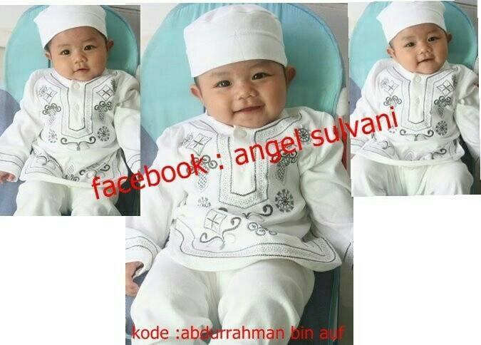 jual koko baju muslim bayi