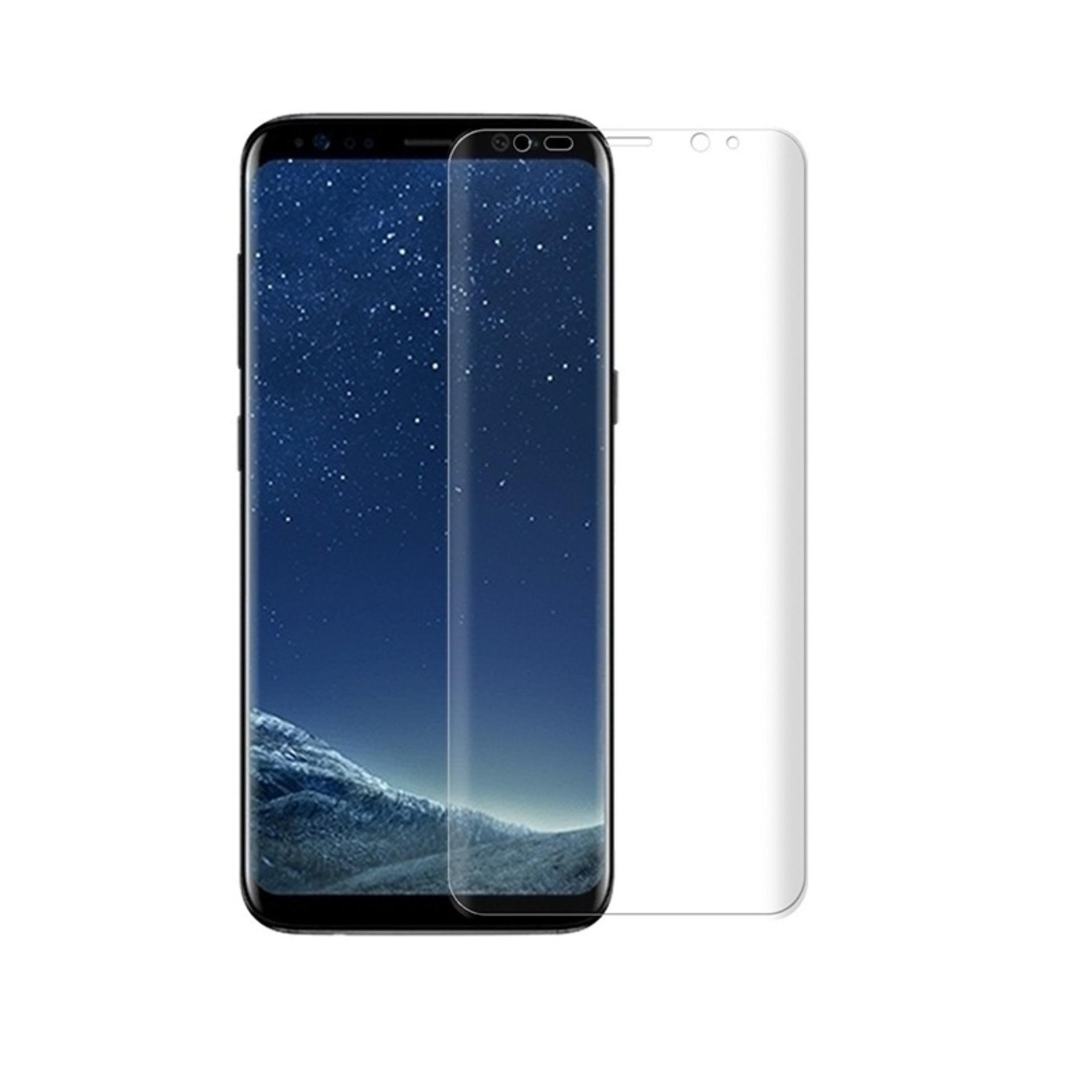 Samsung Galaxy S9 PLUS Screenguard PET Full Cover Screen Protector Not Tempered Glass