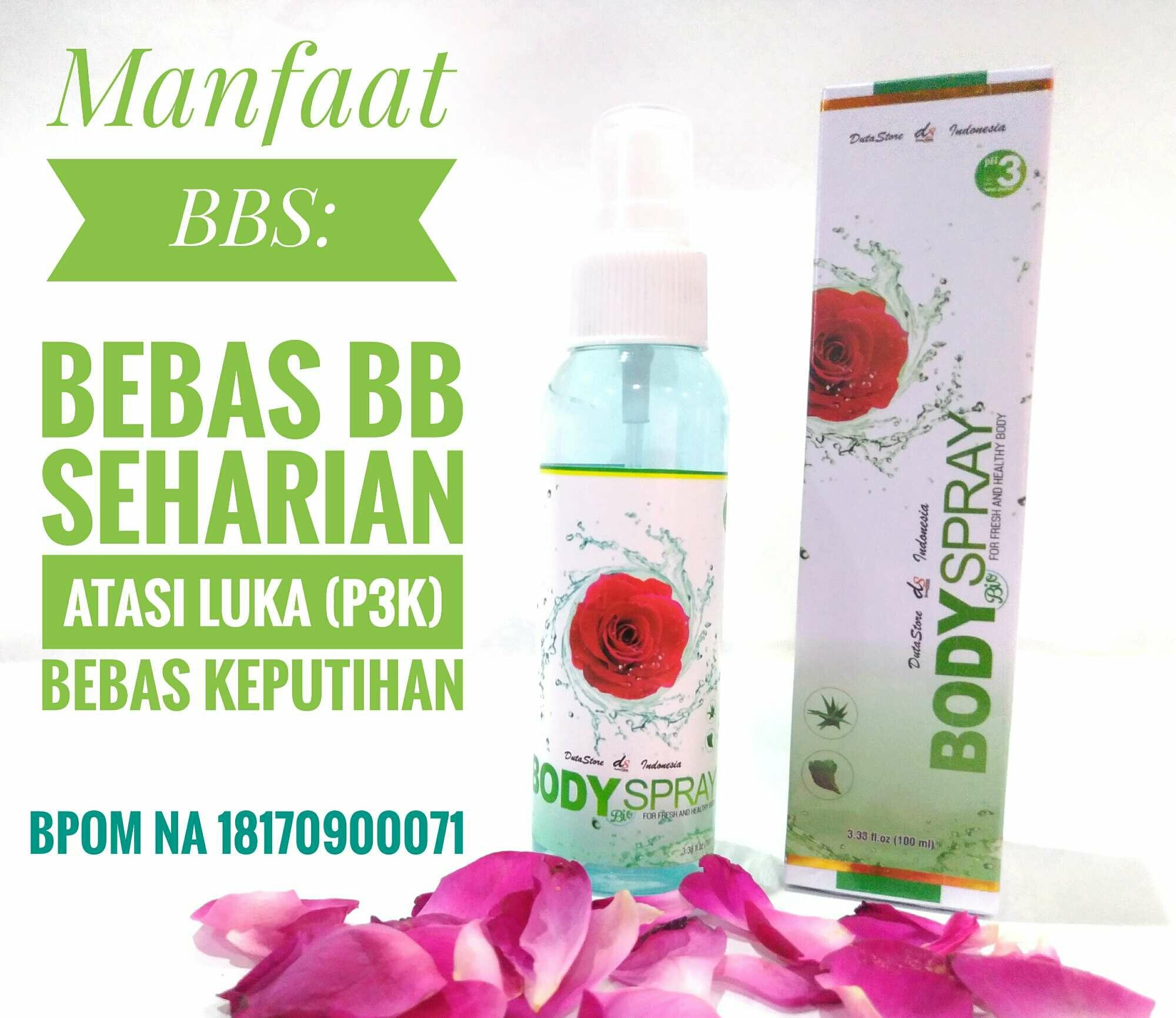 Buy Sell Cheapest Paket Bio Spray Best Quality Product Deals Hemat Dsi Isi 4 Body