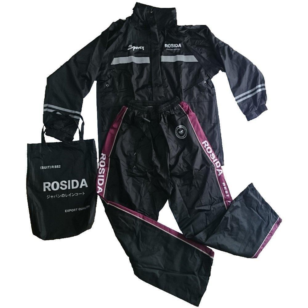 Jas Hujan Rosida 882 Sporty Original Size XXXL di lapak Cam Helmet cam_helmet