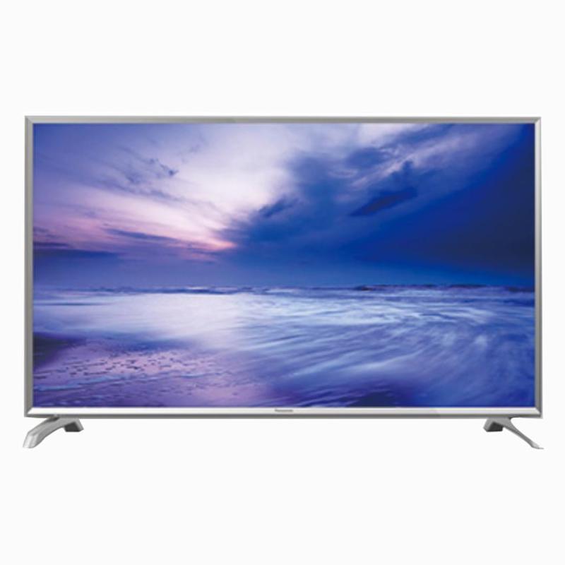 Panasonic 49 inch IPS LED Digital Hexa Chroma Drive TV - Hitam (model: TH-49E410G)