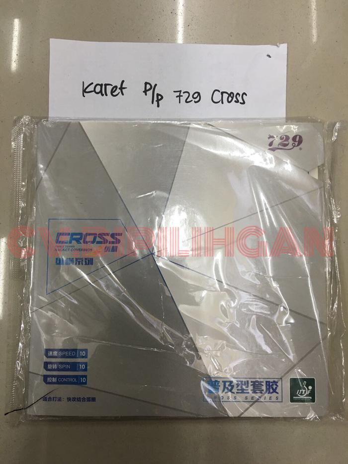 HARGA PROMO!!! karet pingpong 729 cross - VGfffQ