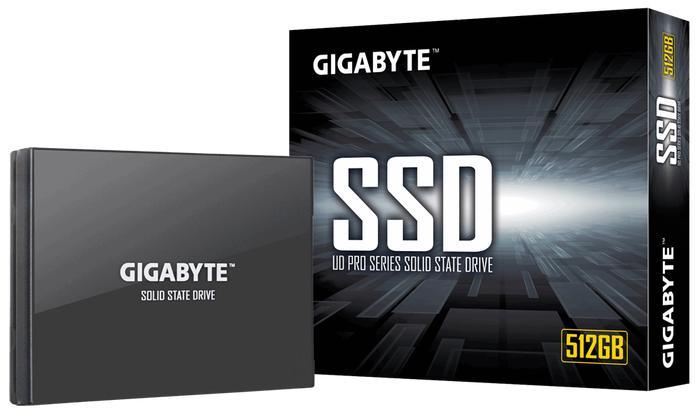 SSD Gigabyte UD PRO 512GB - GIGABYTE UD Pro 2.5 incih 512GB SATA III