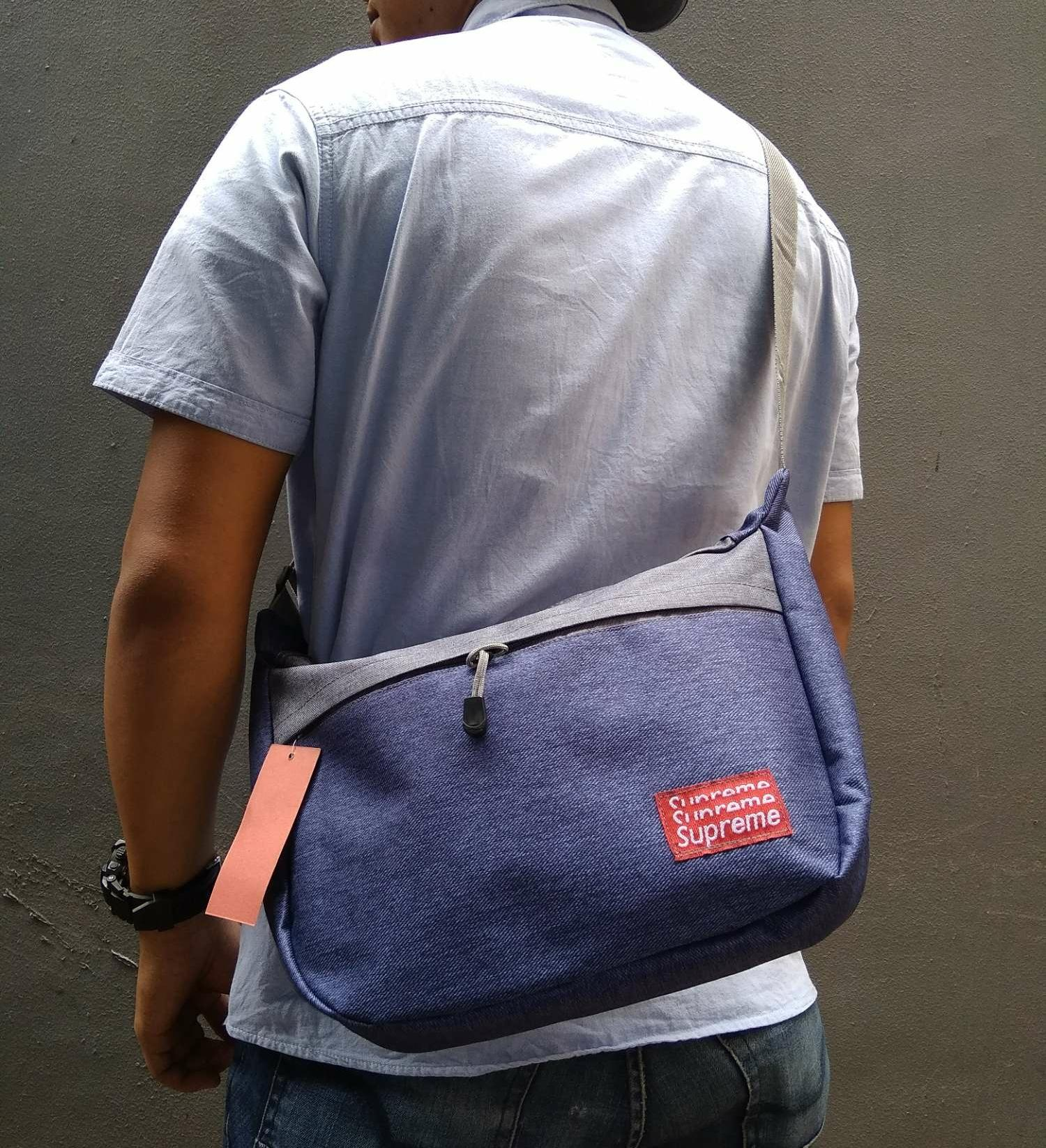 Buy   Sell Cheapest ORIGINAL SUPREME SHOULDER Best Quality Product Deals -  Indonesian Store b1f940156c