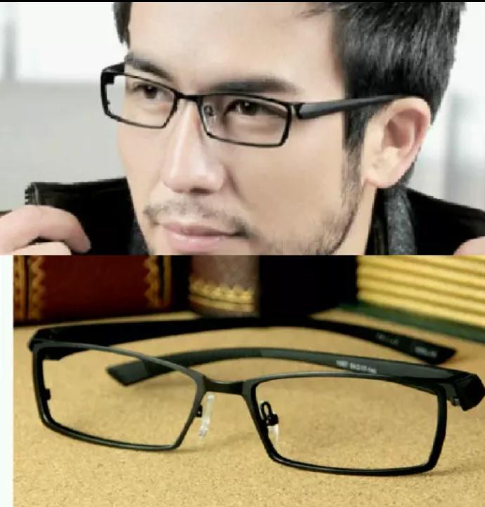Frame Kacamata Sports Titanium Untuk Mata Minus FM-02 d66895b57d