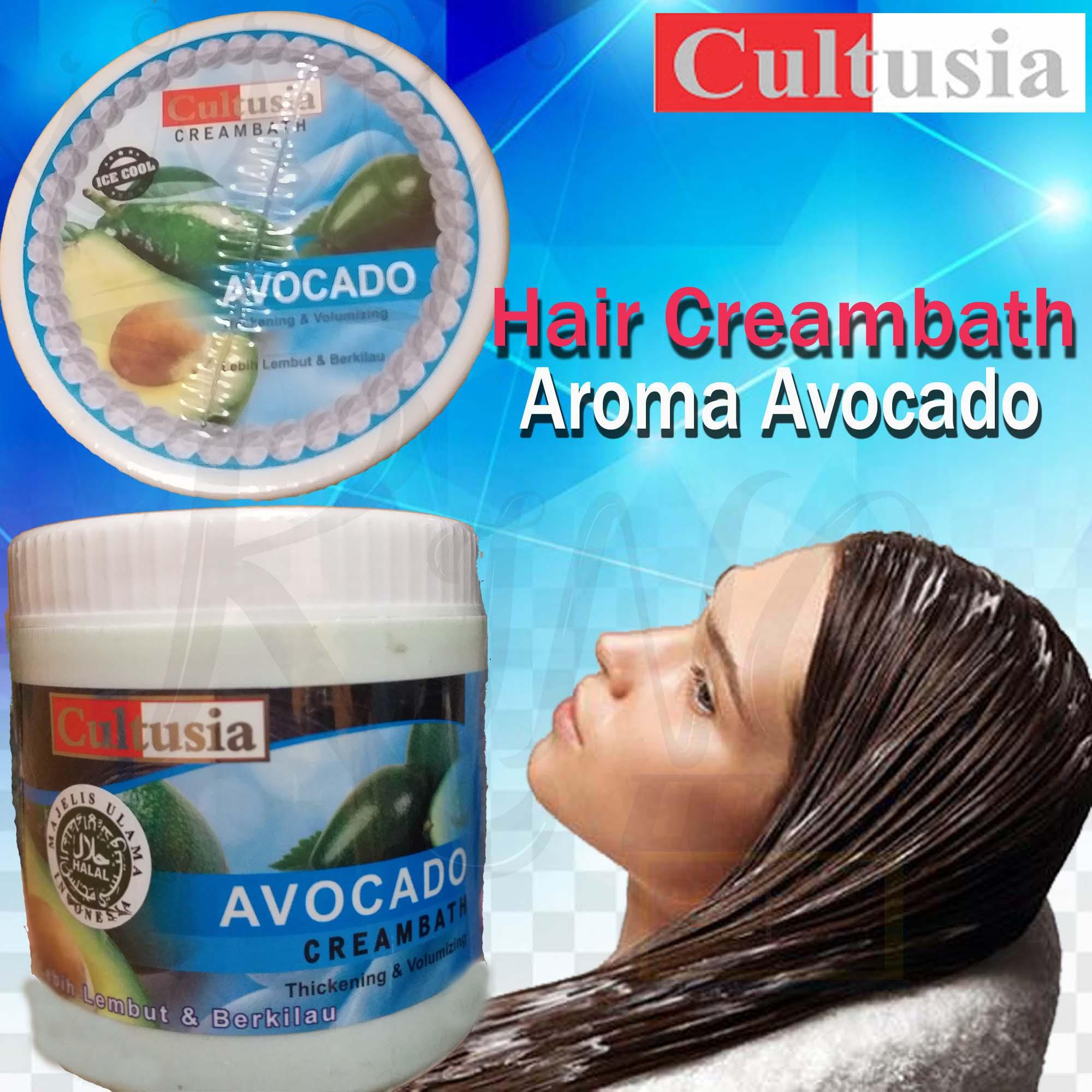 Buy Sell Cheapest Creambath With Avocado Best Quality Product Acl 200gr Hair Mask Cultusia 500ml Aroma