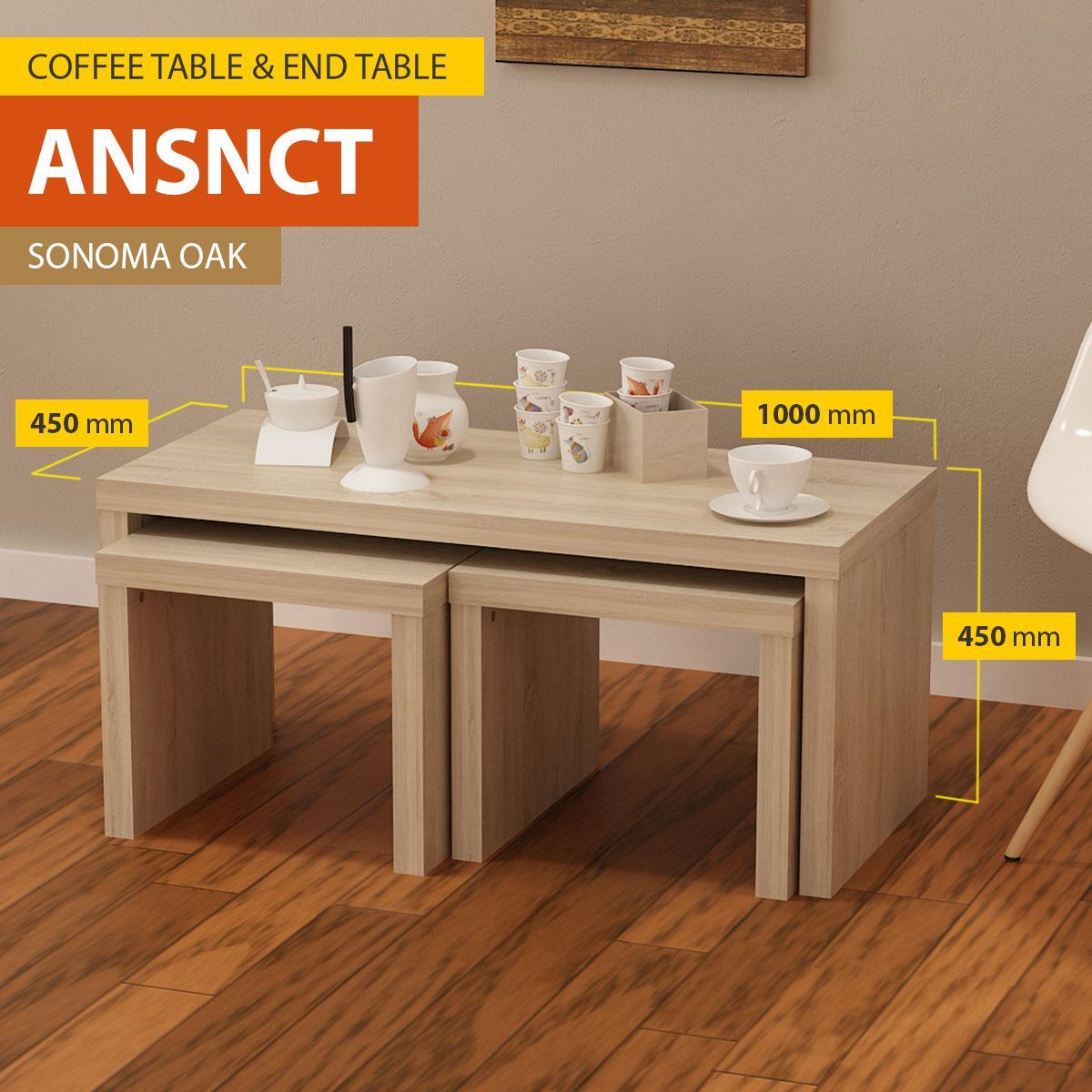 Jual Furnitur Pro Design Terlengkap Roma Sideboard 2 Pintu 3 Laci Espresso Coffe Table Ansi Ansnct New Item