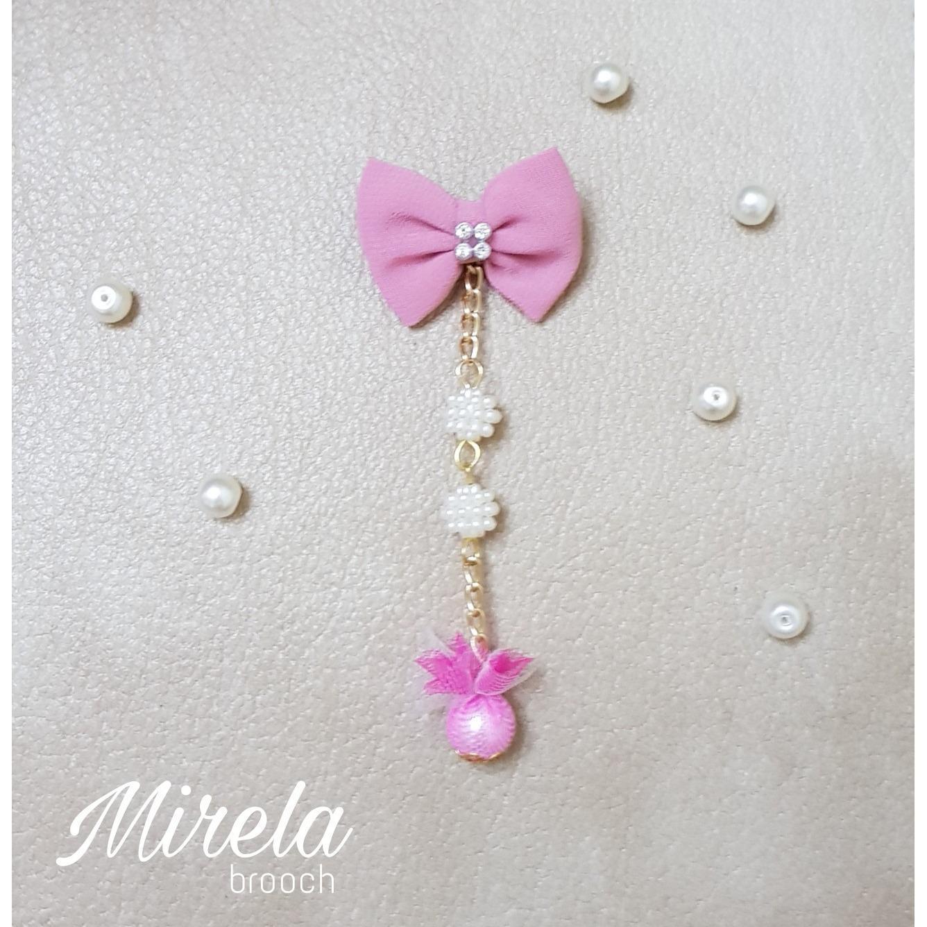 Jual Bros Dagu Termurah November 2018 Pakar Belanja Crystal Mirela Hijab Warna Pink