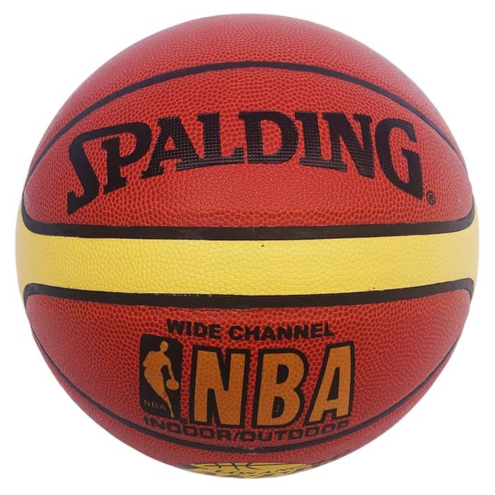 Bola Basket Spalding - Orange (Basket ball)