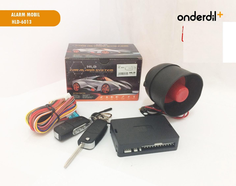 Sistem Alarm Aksesori Paket Centra Lock Full Set Central Pintu Mobil Universal Kunci Lipat Toyota Hld