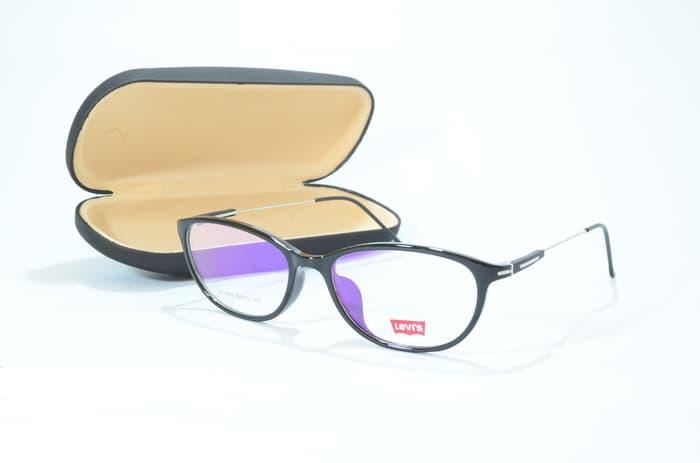 DISKON kacamata minus|kacamata wanita|kaca mata levis JS1003 (frame+lensa) TERMURAH
