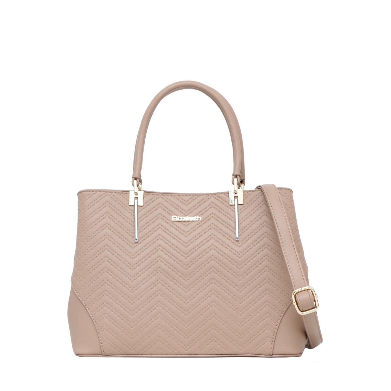 Tas Wanita Elizabeth Faina Handbag Cream
