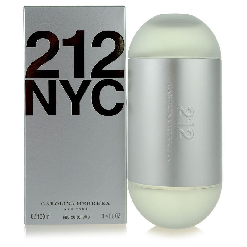 212 NYC For Women 100 ml Edt