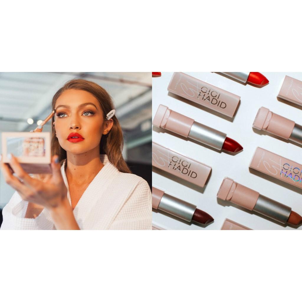 Maybelline Gigi Hadid Lipstick Khair