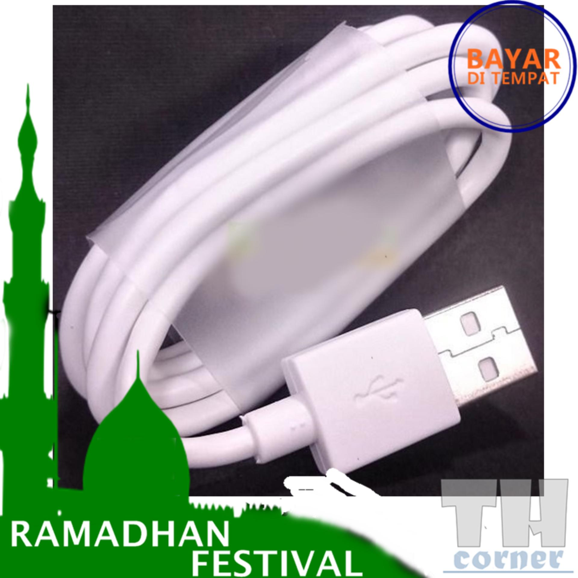 Oppo Kabel Data 2 Ampere Original - Putih