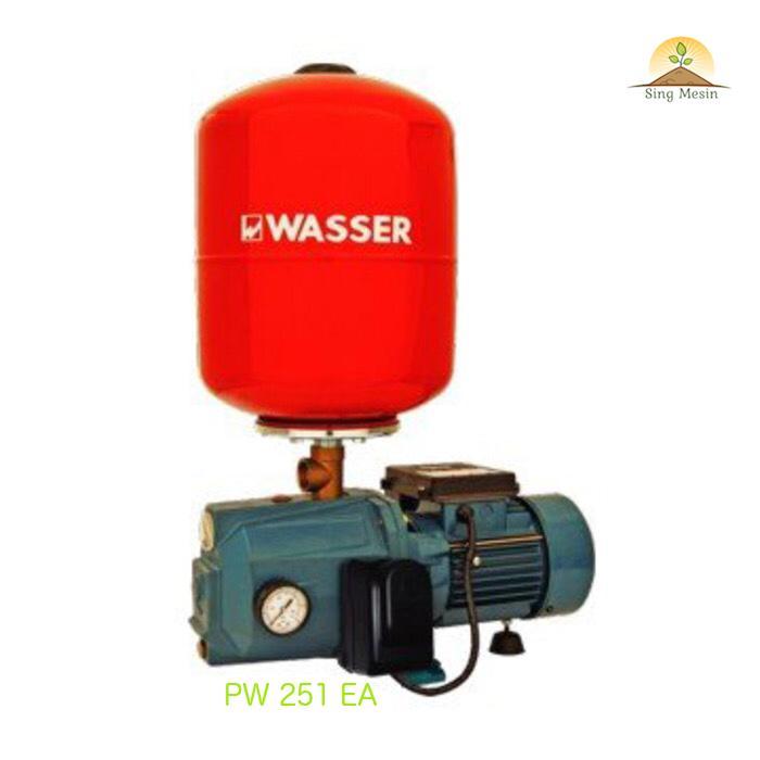 Pompa Air Semi Jet Pump Wasser PW 251 EA