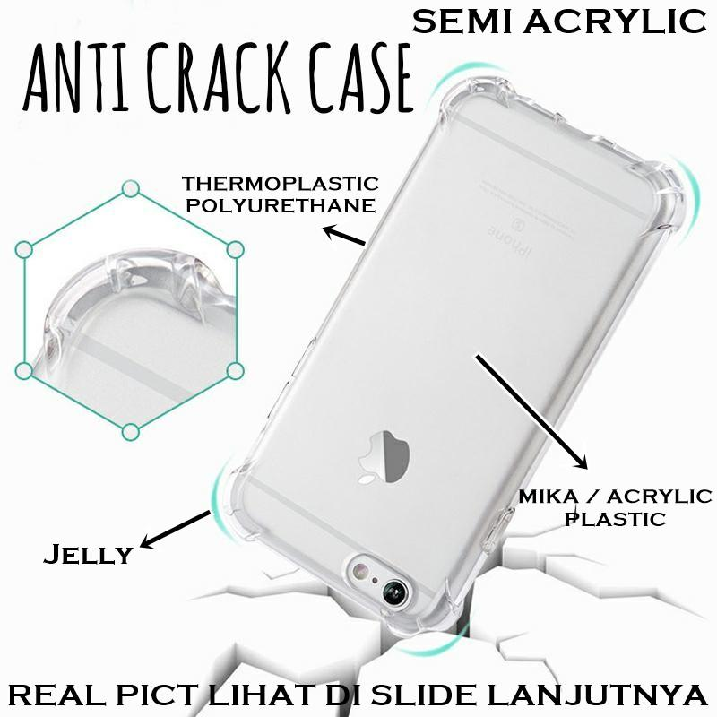 New Arrival Apple iPhone 5 5s 6 6s 6 6s Plus 7 7 Plus Softcase Anti Crack semi Mika Acrylic Akrilik Low Price!