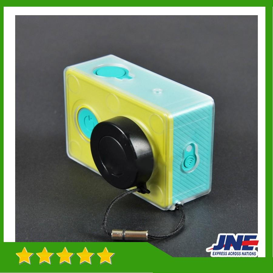 Casing Pelindung Transparent Plastic Protective Case Housing Frame IPX68 40m for Xiaomi Yi Sports Camera (