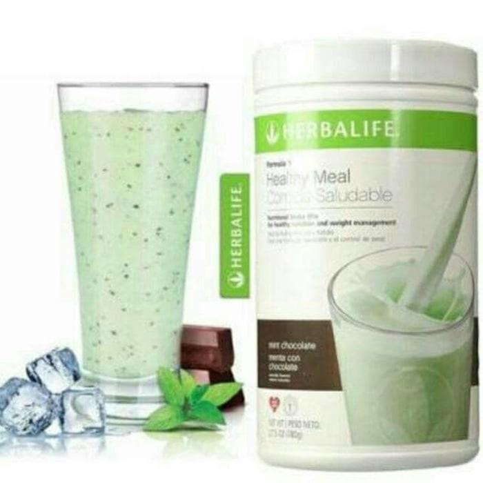 shake chocomint herbalife_#nutrisi minuman pelangsing 1kg bisa muat 2 #pelangsing