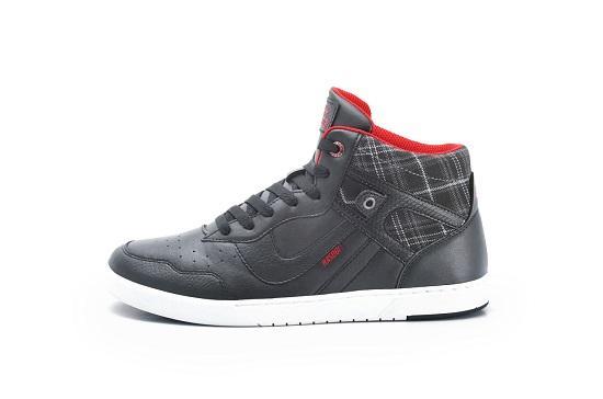 Kasogi Swiss Black - Sepatu Pria - Sepatu Sekolah