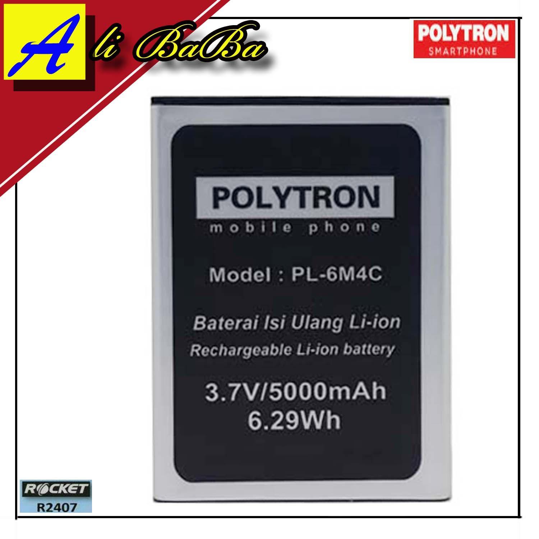 Jual Baterai Handphone Termurah Lengkap Maxtron New7a Smartphone Polytron Rocket R3 R2407 Pl 6m4c 604 Double Power Batre