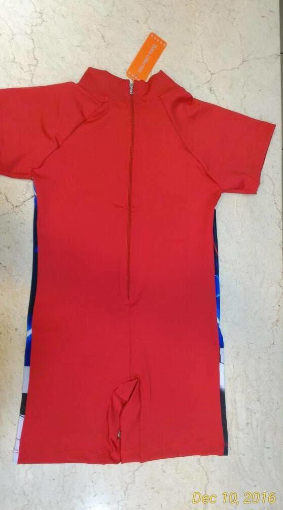 Jual Baju Renang Anak Laki Karakter Spiderman M - Xl Limited