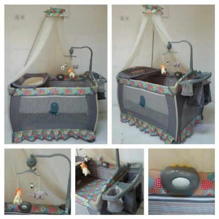 BOX DOES BRAVADA TEMPAT TIDUR BAYI RANJANG BABY BARU DAN MURAH