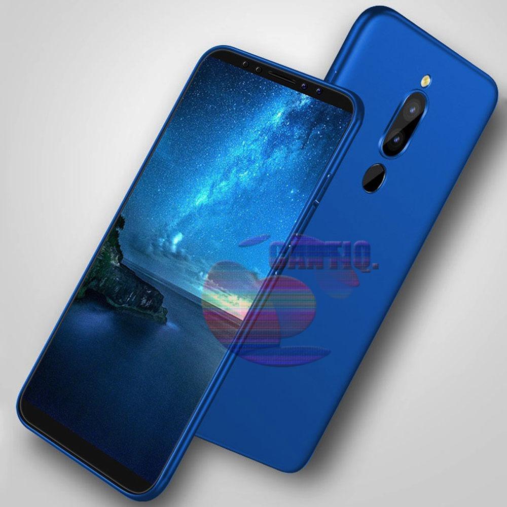 Lize Jelly Case Huawei Nova 2i Candy Rubber Skin Soft Back Case / Softshell  / Silicone Huawei Nova 2i / Jelly Case / Ultrathin Lize Huawei Nova 2i / Case Xiaomi / Casing Hp / Baby Skin Case - Navy / Biru Tua