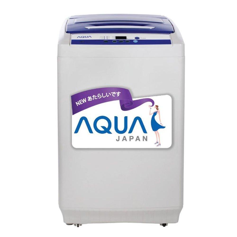 sanyo Aqua Mesin Cuci 1 Tabung Top Load 9 kG AQW 99 XTF - Biru FREE ONGKIR AREA JABODETABEK