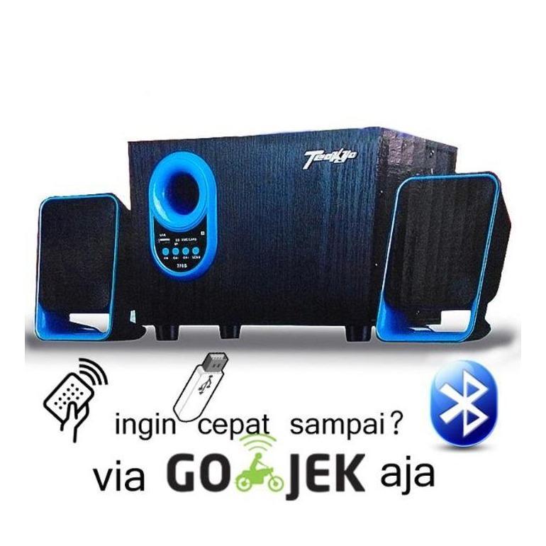 Speaker Bluetoth GMC Teckyo 778B Suara super bass Speaker Bluetoth GMC Teckyo 778B Suara super bass