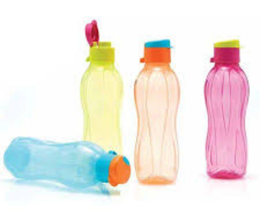 Tupperware Eco Bottle 500 ml (tutup flip)