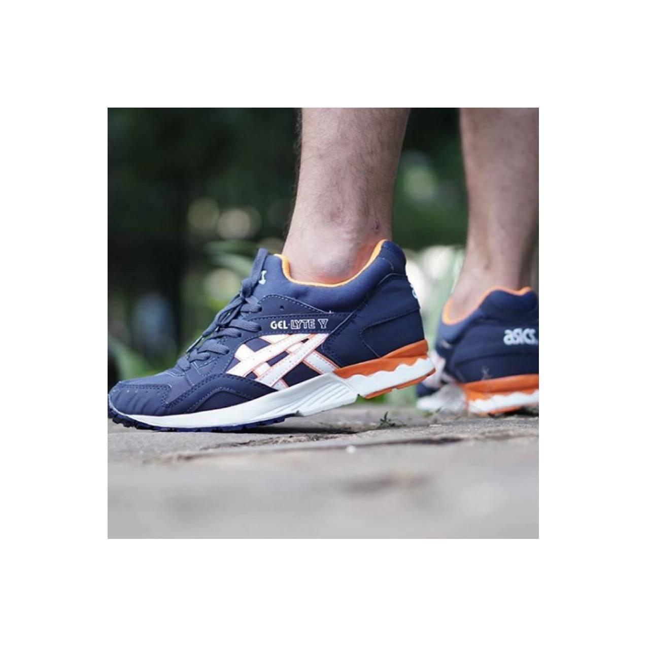 Sepatu Asics Gel Lyte V 01 - Olahraga Sneaker Running