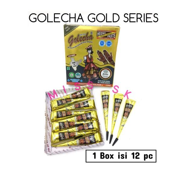 PELANGI GOLECHA CONE HENNA PASTEIDR56000. Rp 56.000