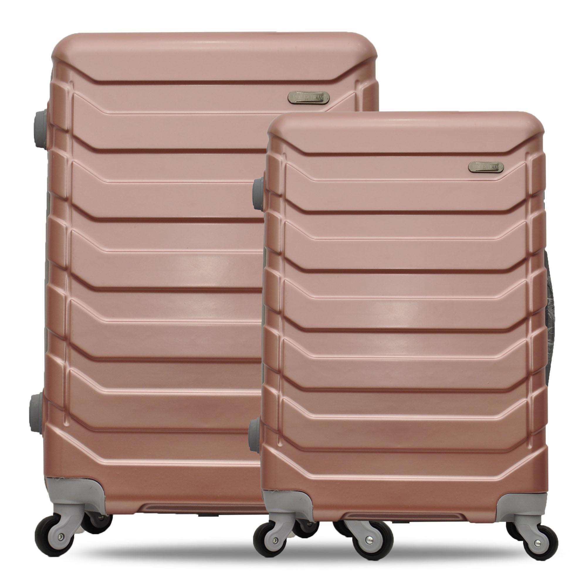 Polo Team Tas Koper Hardcase SET Size 20 inch + 24 inch - 088