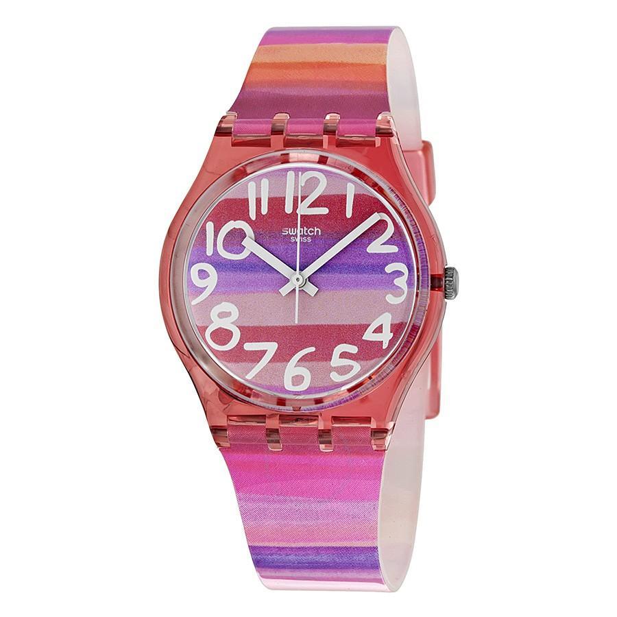 Swatch Jam Tangan Pria Biru Hitam Rubber Suts401 Sistem Blue Original 100  Yvs424 Disorderly Chrono Wanita Putih Pink Gp140