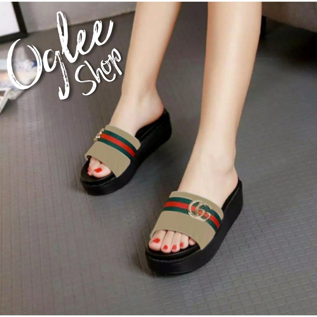 Oglee Shop Sandal Wedges Platform Jelly Ultra Tavisha