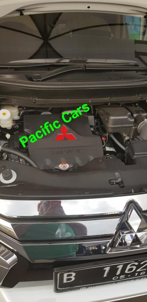Engine Dust Cover Xpander / Cover Mesin Mitsubishi Xpander + 4 Baut